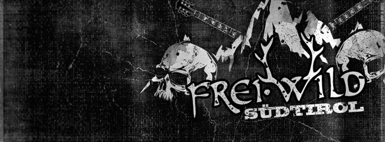 Frei wild logo hintergrund