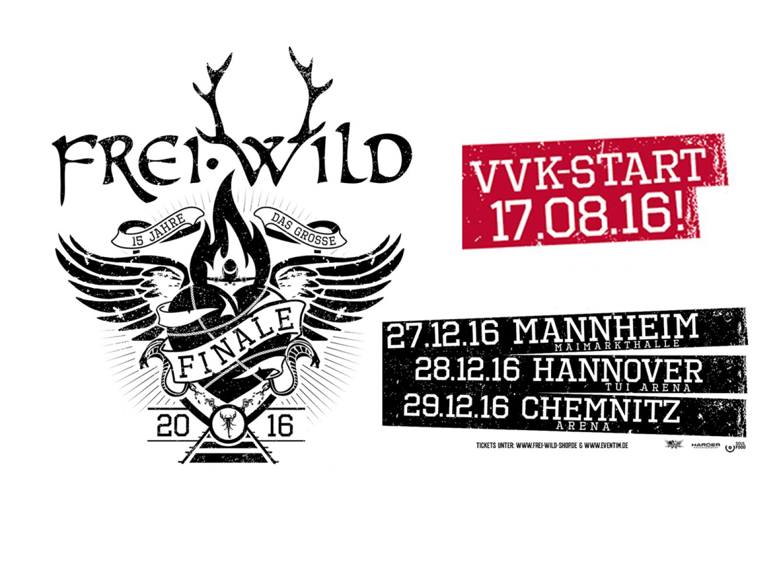 Newsletter 14082016 Freiwild Is Going Freiwild