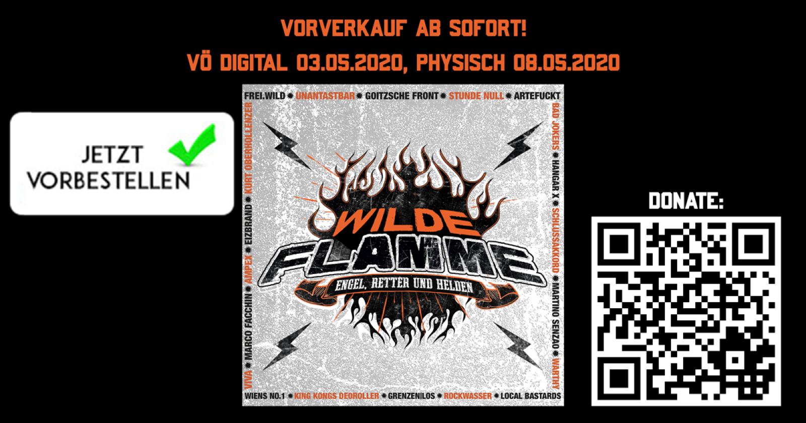 Frei Wild Tickets 2020